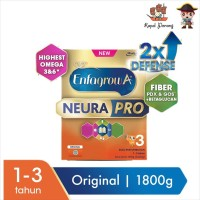 Enfagrow A+ 3 Susu Formula Original 1800g