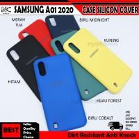 Samsung A01 A10S A11 A21S A31 M20 M11 M31 Note 9 Silicone Case Cover