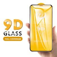 Infinix S5 / S5 Lite / Hot 9 Tempered Glass Full 5D 6D 9D Warna Curved