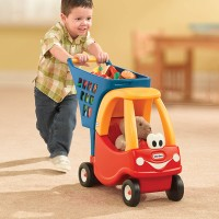 little tikes shopping cart cozy coupe 618338