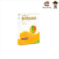 Entramix Cokelat 185 gram