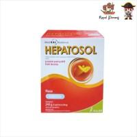 Hepatosol Vanila 240 gram
