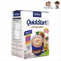 Entrasol Quick Start Chocolate 5 x 30 gram