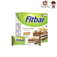 Fitbar Fitbar Multigrain Tiramisu [22 gram / 12 pcs]
