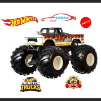 Hotwheels Monster Truck Giant Wheels Skala 1:24