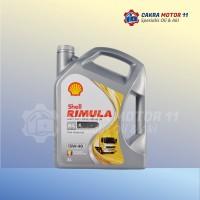 SHELL RIMULA R4X DIESEL 15W40 5LT