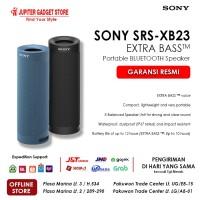 Sony SRS-XB23 - SRS XB23 Extra Bass Portable Bluetooth Speaker - ORI