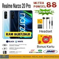 REALME NARZO 20 PRO RAM 8/128GB GARANSI RESMI REALME INDONESIA