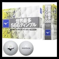 Diskon Mizuno Nexdrive White Golf Balls - Bola Golf