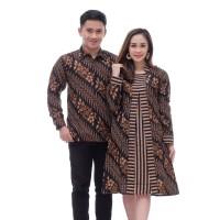 Couple Hits Terbaru - Batik Couple Atasan - Kemeja Batik - Tunik Batik