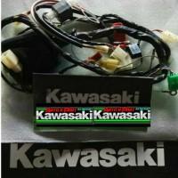 kabel body bodi harness main blitz Original kawasaki