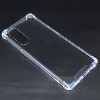 Oppo A91 Reno 3 4 4F F17 Pro Case Anti Crack Fiber Casing Hard Soft