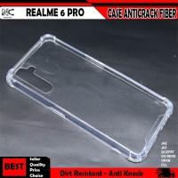 Realme C11 C12 C15 C17 6 7 7i Pro X Lite Narzo Case Anti Crack Fiber
