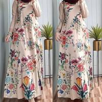 Floral Maxy dress