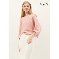 NOA Everyday HOSHI Sabrina Sweater Rajut Oversize Wanita