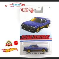 Hotwheels Nissan Skyline R30 Series Flying Customs