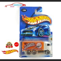 Hotwheels Hiway Hauler Work Crewsers Truck