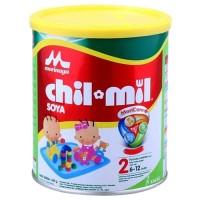 Morinaga Chil Mil Soya 600 gr Moricare Prodigies - Susu Anak