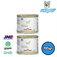 Royal Canin Vet Pediatric Weaning Cat Kucing Can 195gr