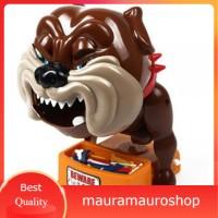 Mainan Gigit Anjing Lucu - Bad Dog Game Beware - Running Man - Gigi