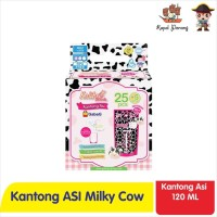Gabag Kantong Asi Kolibri Classic Milky Cow 120mL
