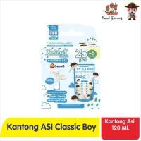 Gabag Kantong Asi Kolibri Classic Boys Edition 120mL