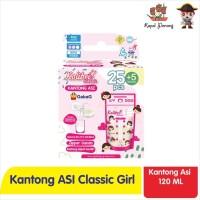 Gabag Kantong Asi Kolibri Classic Girls Edition 120mL