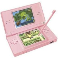 Ready Stock Nintendo Ds Lite + Mc 8Gb Full Games - Nds 8Gb 100Game