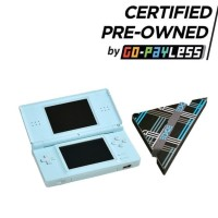 Ready Stock Nintendo Ds Lite / Nds Lite Free 20 Games By Gopayless
