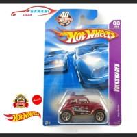Hotwheels Miniatur Volkswagen Baja Beetle