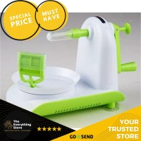 TheEverythingStore - Alat Pengupas Kulit Buah Apel / Apple Slicer
