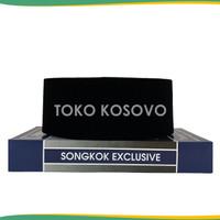 Peci Songkok Kopiah AWANG AC Hitam Polos GROSIR