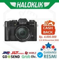 CASHBACK Fujifilm X-T20 XT20 Kit 16-50mm Mirrorless Camera