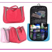 Hanging Toiletries Bag Organizer Kit Toiletry Tas Travel Kosmetik Serb