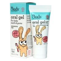 TERLARIS Ready Stock Buds Organic Oral Gel Toothpaste 1-3Y 3-12Y Odol
