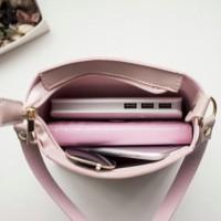 SCD888 Tas Selempang Fashion Wanita Tas Sling Bag Korea Import Murah