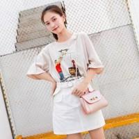 HQ8 Tas Selempang Hand Bag Korea Simple Sling Bag Simple Import Murah
