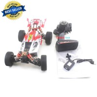 WLtoys XK 144001 Rc Buggy metal alloy chassis 60kmh 2.4ghz 4WD offroad