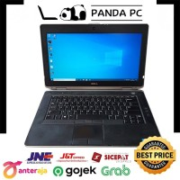 Laptop Dell Latitude E6430 Ci5 Gen 3 Core i5 Murah Second Pilihan RAM - 4GB-HDD320GB