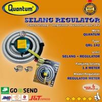 SELANG REGULATOR GAS QUANTUM QRL-142