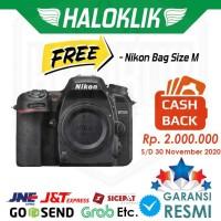 CASHBACK Nikon D7500 BO Body Only DSLR Camera