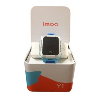 NMBE001 - Imoo Y1 - Kids Watch Phone - Blue / Purple - Waterproof - Blue