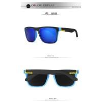 KDEAM Kacamata Pria Sunglasses Polarized Anti UV - C1