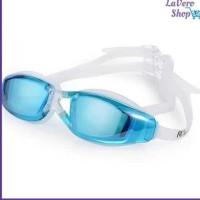 LV24 Kacamata renang Dewasa Anti Fog Uv Protection Ruihe rh9200