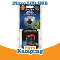 Penghubung Lampu LED Mikro Hub Aquarium merek Marina