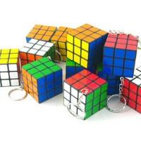 Gantungan Kunci Rubik 3*3*3