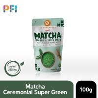 CY Pure Matcha Ceremonial Super Green 100g