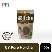 CY Pure Hojicha Roasted Matcha Powder 100g