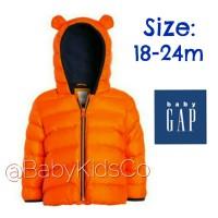 ORIGINAL BabyGap Puffer Jacket - jaket winter anak bayi baby gap coat