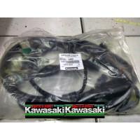 kabel body klx s original kawasaki